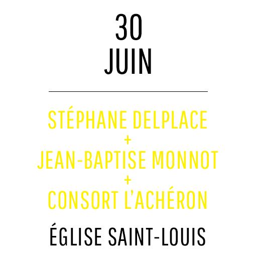 Stéphane Delplace + Jean-Baptise Monnot + L'Achéron